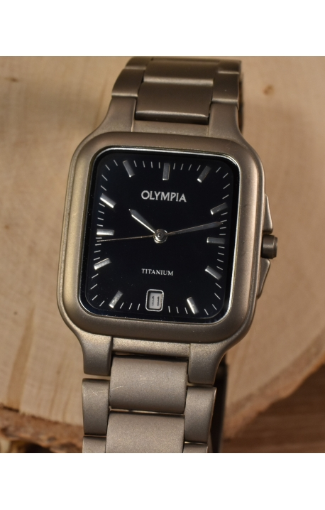 Pánské hodinky OlympiaTitanové 018 - hodinkovasklicka.cz ee4b5fa5933