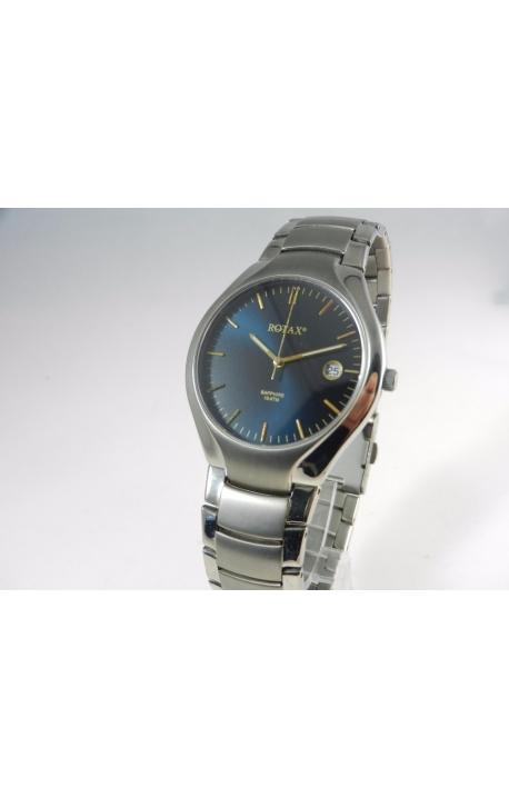 Pánské hodinky Rotax Titanové 021 - hodinkovasklicka.cz 802738a13a4