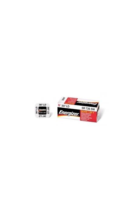 Hodinlové baterie 397/396