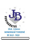 Síla skla 2,0 mm