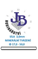Síla skla 3,0 mm