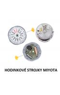 Hodinkové strojky Miyota