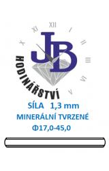 Síla skla 1,3 mm